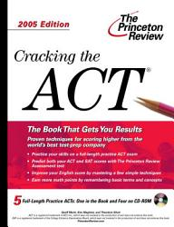 Cracking The Act Book PDF