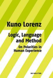 Logic  Language  And Method