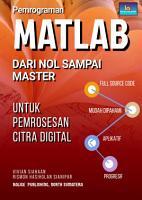 Pemrograman MATLAB PDF