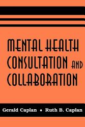 Mental Health Consultation and Collaboration PDF