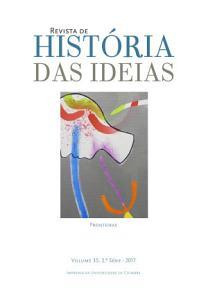 Revista de História das Ideias vol. 35