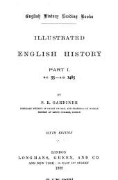 Illustrated English History, B.C. 55-A.D.[1886].