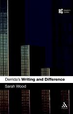 Derrida's 'Writing and Difference'