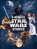 Star Wars  5 Minute Star Wars Stories PDF