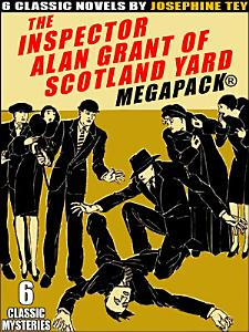 The Inspector Alan Grant MEGAPACK   Book
