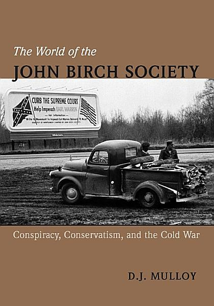 Download The World of the John Birch Society Book