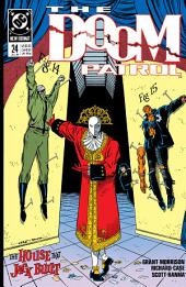 Doom Patrol (1987-) #24