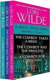 Jubilee, Texas Series: Jubilee, Texas Novels 1, 2, and 3