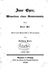 Jane Eyre: Memoiren einer Gouvernante, Band 2