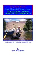 BTWE Bitterroot River   January 26  2002   Montana PDF