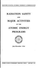 Semiannual Report of the Atomic Energy Commission