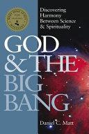 God & the Big Bang