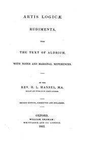 Artis logicæ compendium. By Henry Aldrich