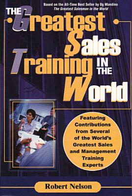 The Greatest Sales Training in the World PDF