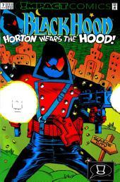 The Black Hood: Impact #7