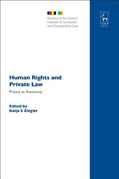 Human Rights and Private Law PDF