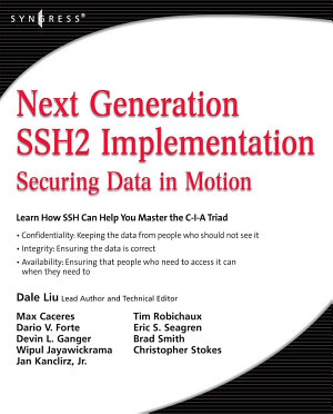 Next Generation SSH2 Implementation