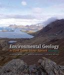 Environmental Geology PDF