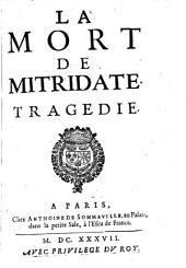 La mort de Mithridate