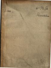 Ioannis Reuchlin Phorcensis ... Liber congestorum de arte praedicandi ...