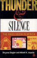 Thunder and Silence PDF