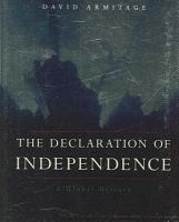 The Declaration of Independence PDF