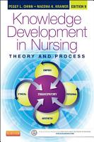 Knowledge Development in Nursing   E Book PDF