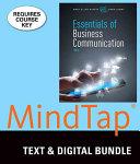 Essentials of Business Communication   Premium Website  1 term Access   How 13   Mindtap Business Communication  1 term Access