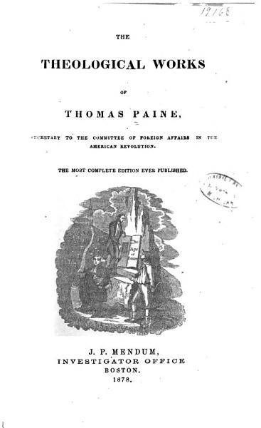 Download Paine s Complete Works Book