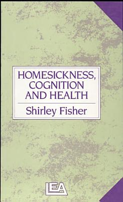 Homesickness  Cognition and Health PDF