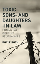 Toxic Sons  And Daughters In Law PDF