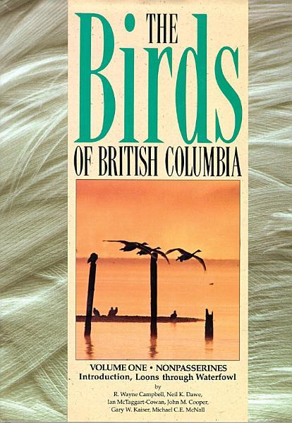 Birds of British Columbia, Volume 1