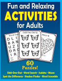 Fun and Relaxing Activities for Adults