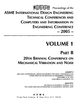 Proceedings of the ASME International Design Engineering Technical Conferences and Computers and Information in Engineering Conferences  2005 PDF