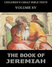 The Book Of Jeremiah (Children's Great Bible Texts)