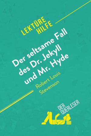 Der seltsame Fall des Dr  Jekyll und Mr  Hyde von Robert Louis Stevenson  Lekt  rehilfe  PDF