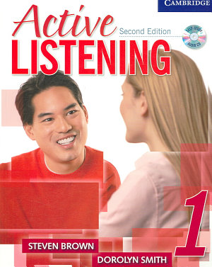 Active Listening 1 Student s Book with Self study Audio CD PDF