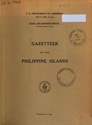 Gazeteer of the Philippine Islands PDF