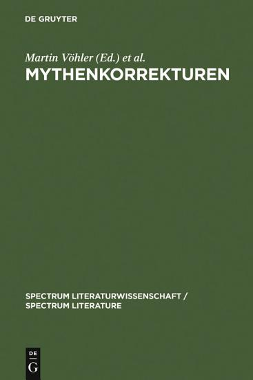 Mythenkorrekturen PDF