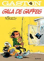Gaston - tome 04 - Gala de gaffes