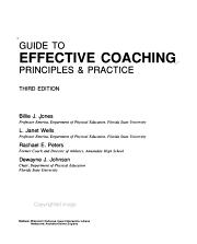 Guide to Effective Coaching PDF