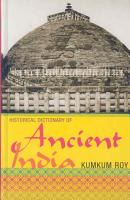 Historical Dictionary of Ancient India PDF