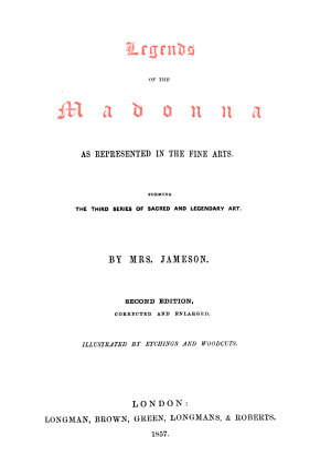 Legends of the Madonna PDF
