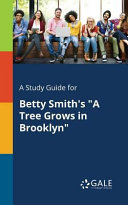 A Study Guide for Betty Smith's