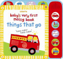 Baby s Very First Noisy Book PDF