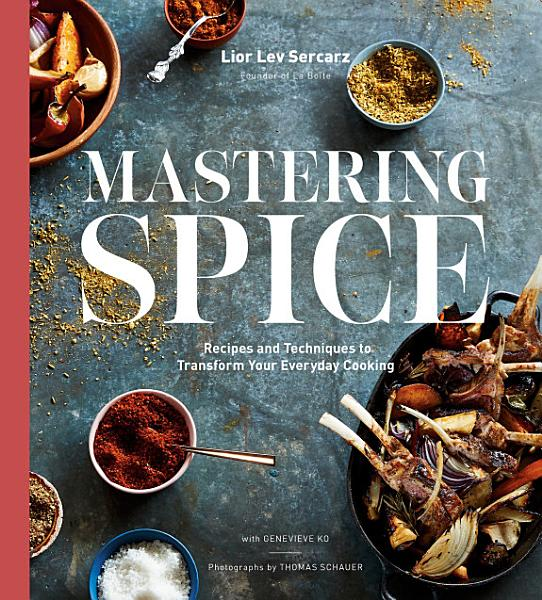 Download Mastering Spice Book