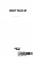 Great Tales of Suspense PDF