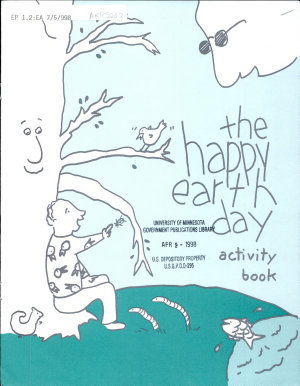 The Happy Earth Day Activity Book PDF