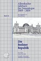 2003   2009  Die Berliner Republik  PDF