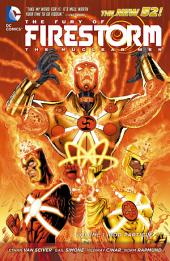 The Fury of Firestorm: The Nuclear Men Vol. 1: God Particle (The New 52): Issues 1-6